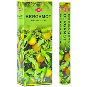 Bergamot Incense - 20 sticks