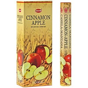 Apple Cinnamon Incense - 20 sticks