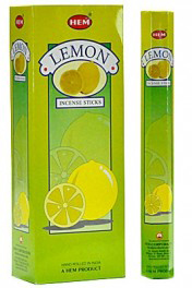 Lemon Incense - 20 sticks