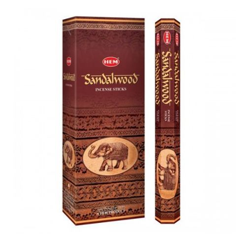 Sandalwood Incense - 20 sticks