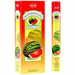 Watermelon Incense - 20 sticks