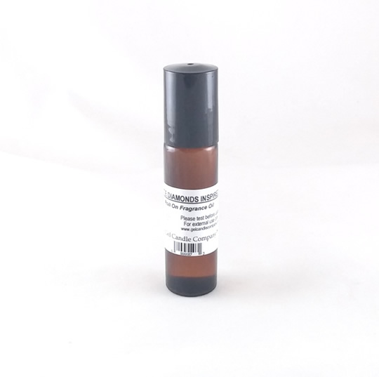 White Diamonds Inspired Roll On Fragrance Oil (.33 oz.)