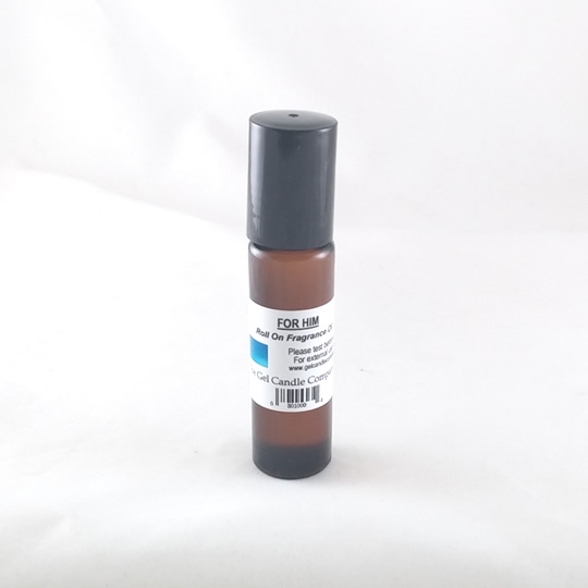 For Him Roll On Fragrance Oil (.33 oz.)